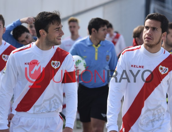 Rayo B 0-1 Unión Adarve