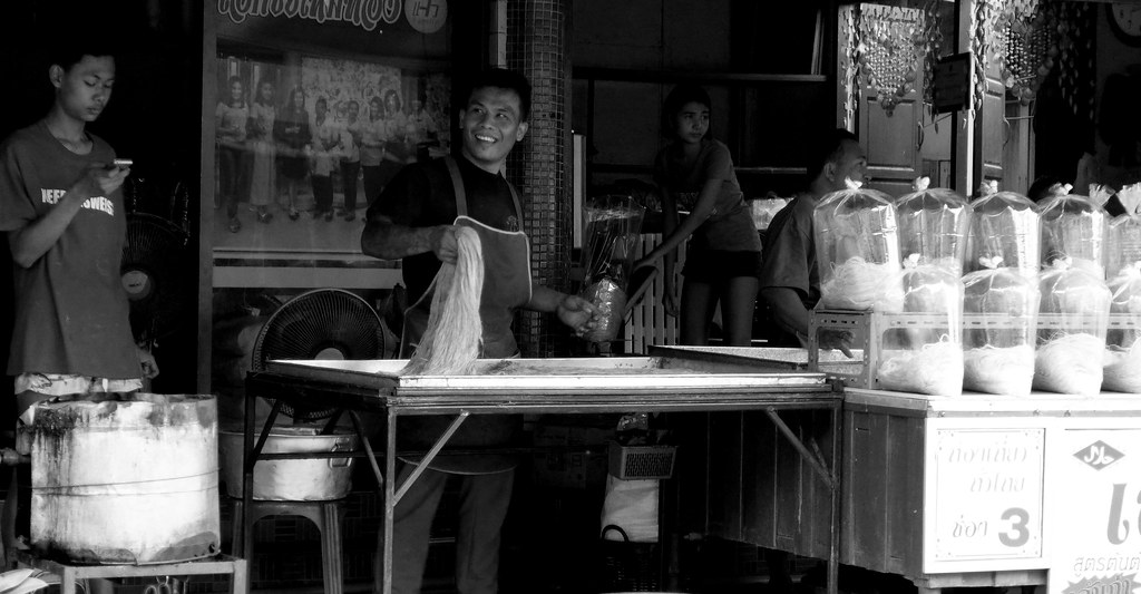 Thaïlande - Ayutthaya - 115 - Rues d'Ayutthaya