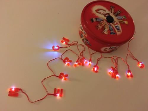 Merry Christmas LEDs