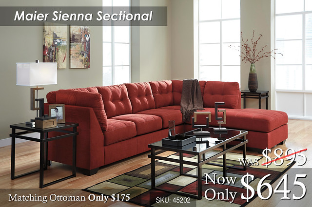 Maier Sienna Sectional newer