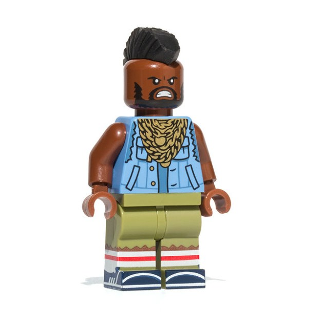 Citizen Brick Pity Enthusiast custom minifig