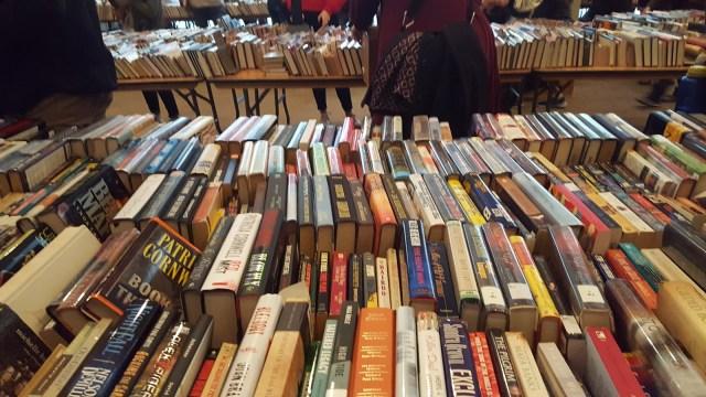Venta libros Bilbioteca Dallas