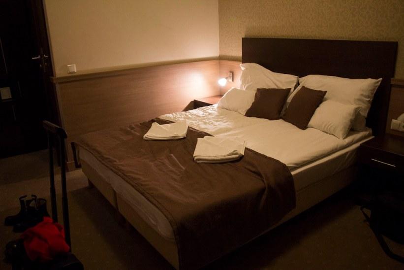 overnatning i budapest