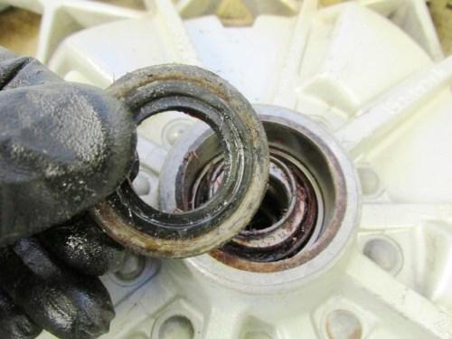 Rear Wheel Left Oil Seal