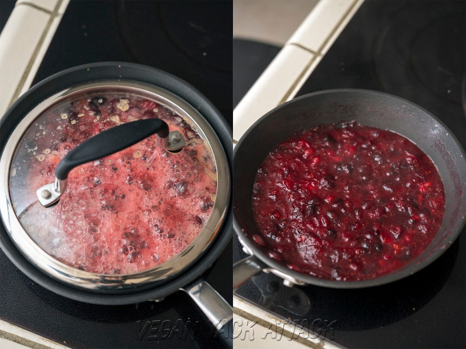 Cranberry Cointreau Sauce
