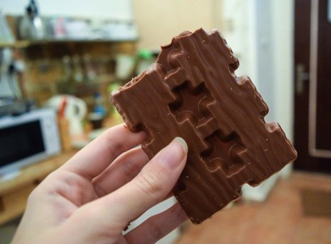 Candy bar puzzle