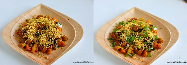 sweet potato chaat 5