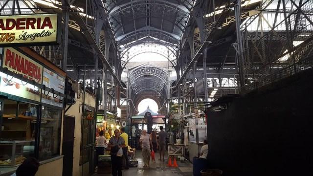 Historic Mercado De San Telmo In Buenos Aires Ana Travels