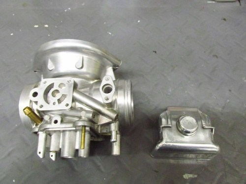 Refinished Carburetor