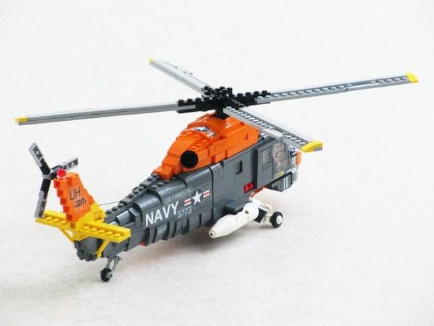 UH-2A Seasprite