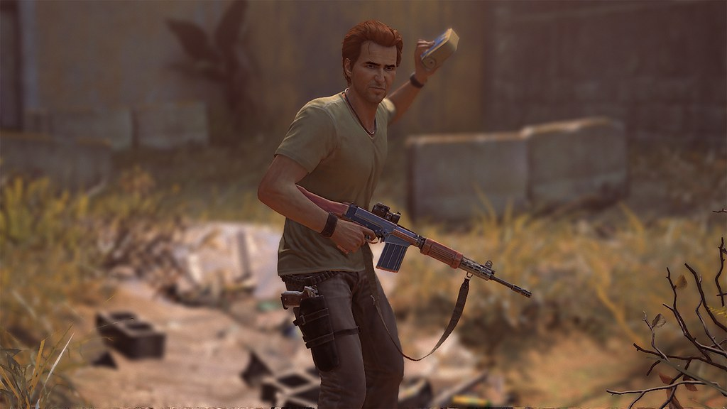 Uncharted 4: A Thief's End - Multiplayer Reveal Trailer 6