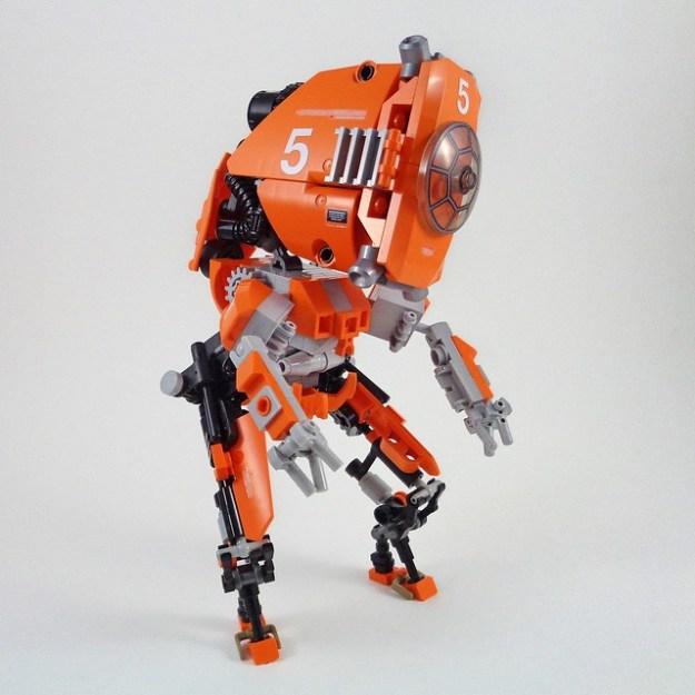 M9 Orangehead 5 Drone