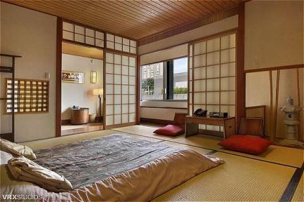 Stunning Japanese Bedroom Design Ideas 6