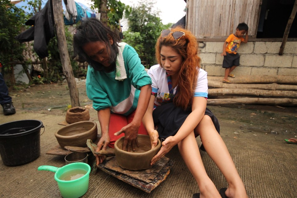 Pottery Making in Iguig, Cagayan