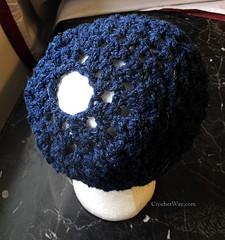 20170107 - Ponytail Hat 1B