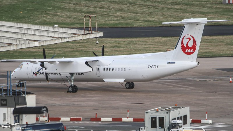 C-FTLW DH8D RAC