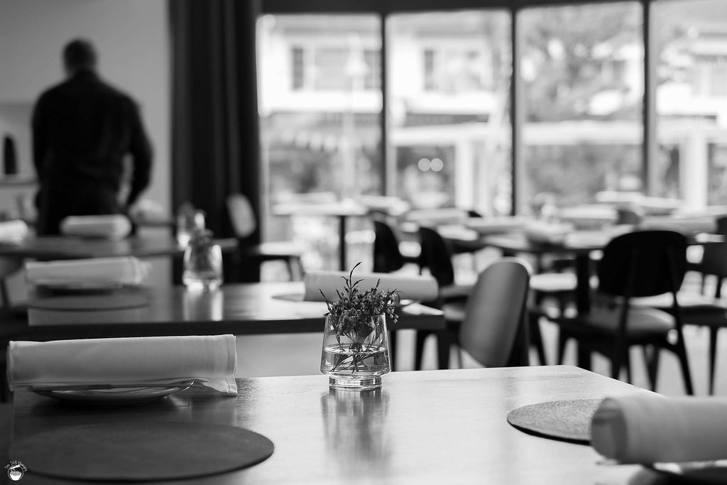 Aubergine Restaurant Canberra