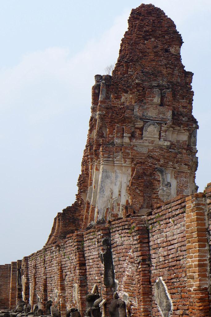 Thaïlande - Ayutthaya - 030 - Wat Maha That