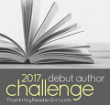 debut author reading challenge 2017 image