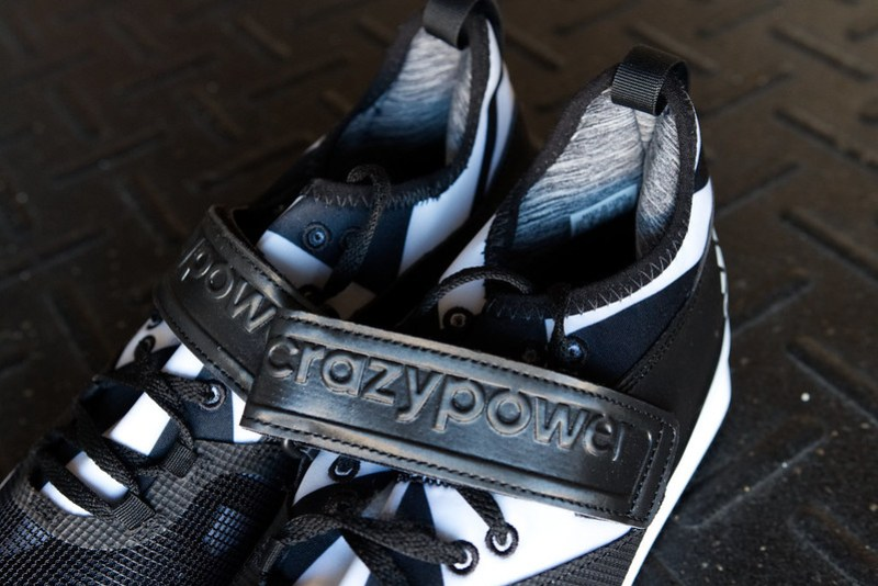 Adidas Crazy Power Weightlifting Shoes Review