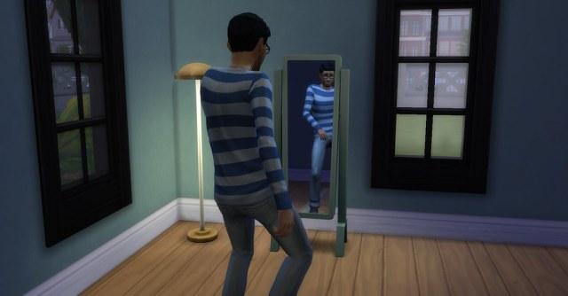Sims 4 danse