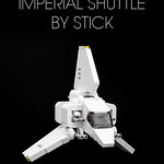CHIBI IMPERIAL SHUTTLE INSTRUCTIONS.