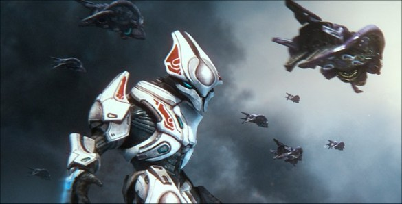 Halo 5 - Elite Art