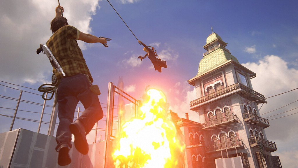 Naughty Dog's Uncharted 4: A Thief's End Delayed 2