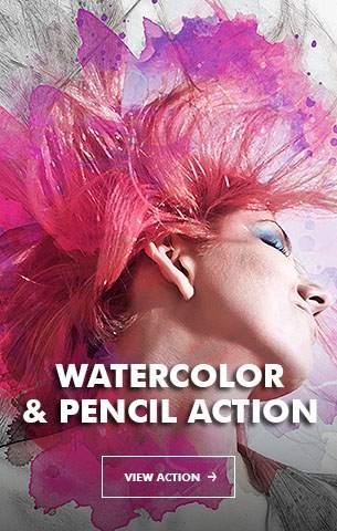 Watercolor V.5 Photoshop Action - 17