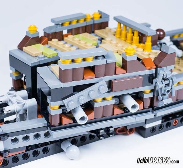 Lego 71042 - Pirates of Caribbean - Silent Mary