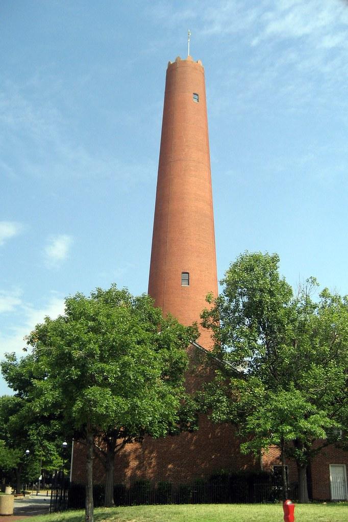 Baltimore Phoenix Shot Tower The Phoenix Shot Tower