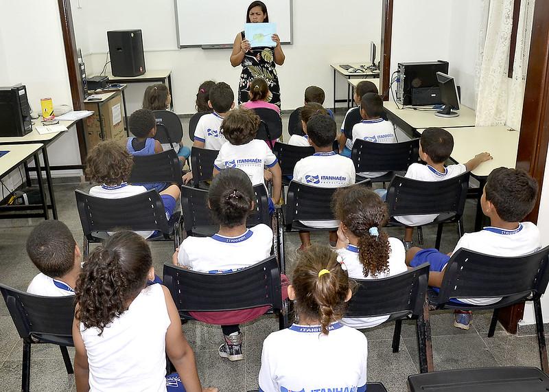 Biblioteca Municipal participa de projeto de acessibilidade