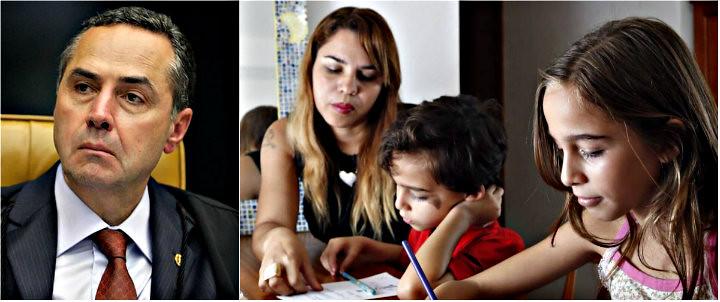 Supremo suspende processos sobre educação de filhos em casa, Educação em casa e o STF