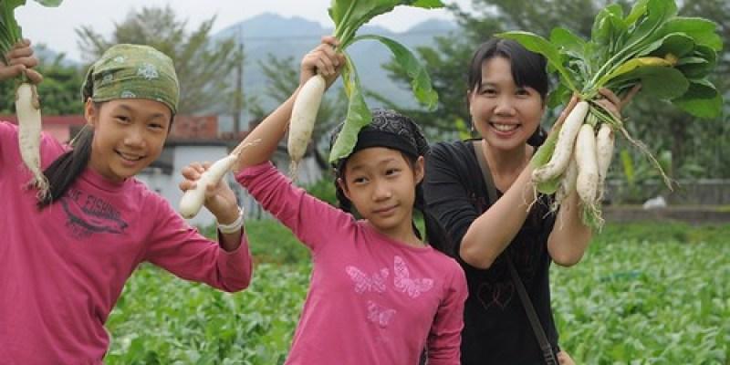 【專欄】看見大世界:親近土地,帶著孩子認識在地農產品(2017.01)