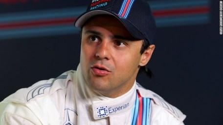 Frase do dia, de Felipe Massa