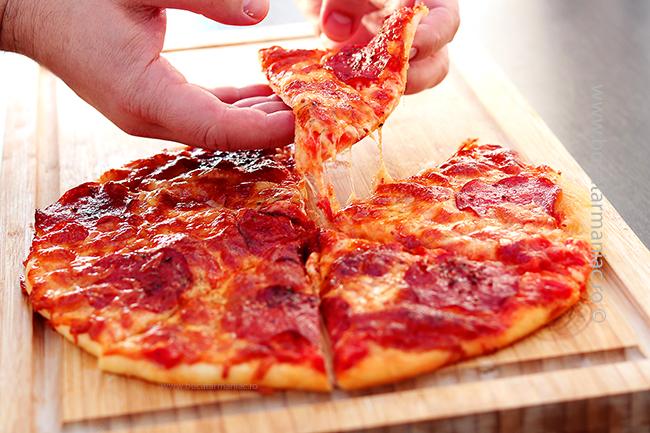 PIZZA DIAVOLA 1