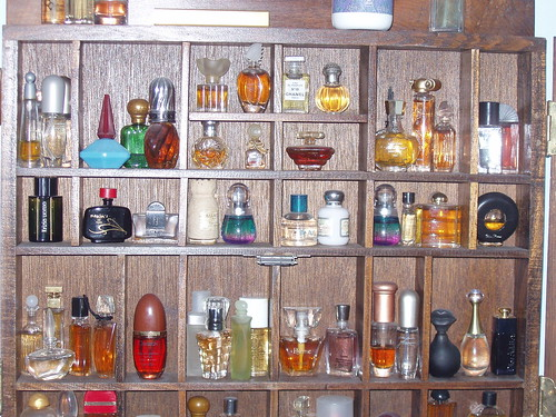 Perfume Collection I Have Been Collecting Miniture