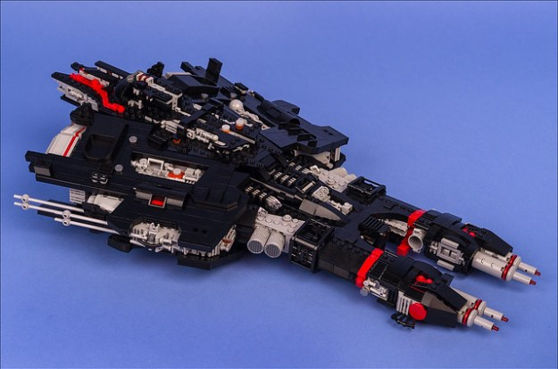 Black Spaceship 1