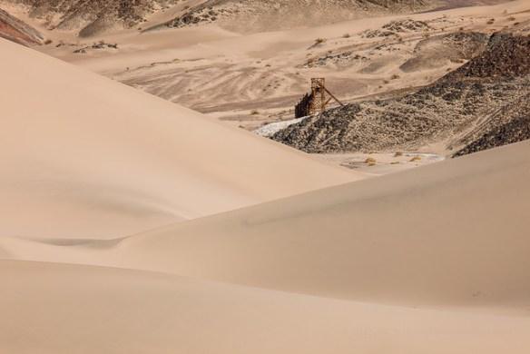 Sand dunes, mine