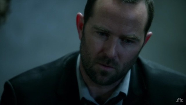 Sully on Blindspot