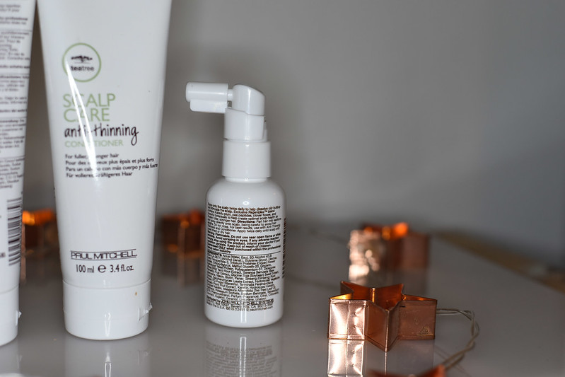 Paul Mitchell Tee Tree Scalp Care Anti-Thinning, review, cruelty free