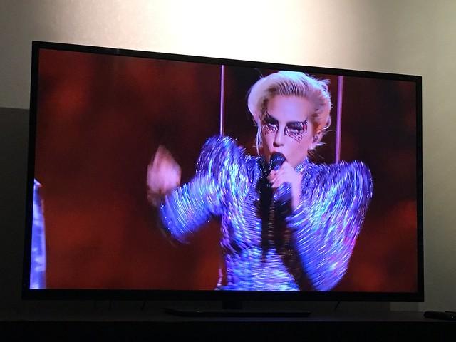 Lady Gaga in da house. Super Bowl LI