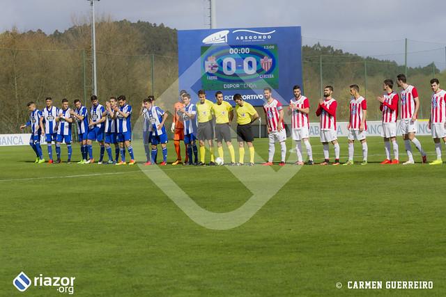 Tercera División. Fabril vs Cerceda