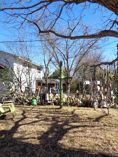 SmutPutt Heaven Art Environment in Austin TX