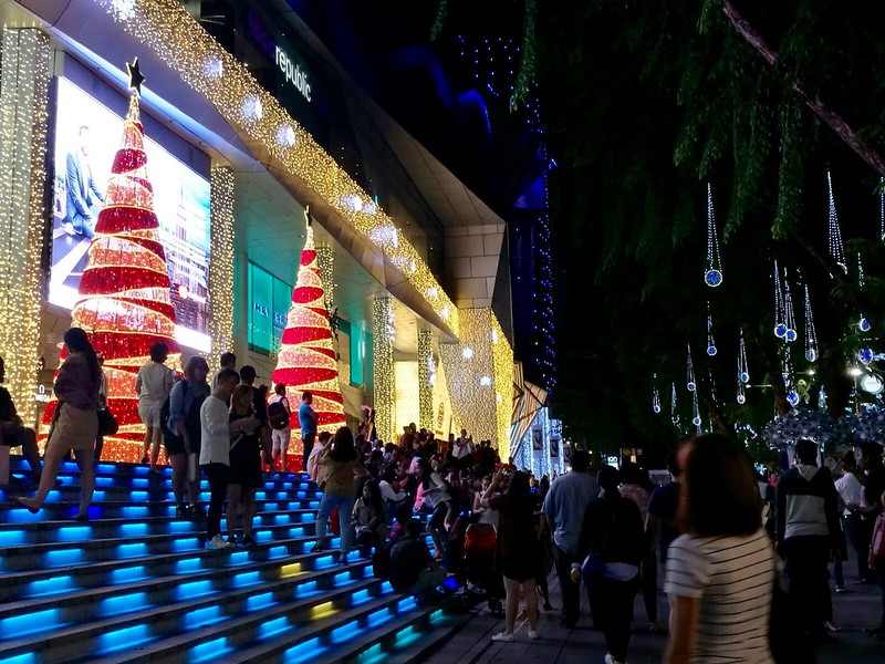 City Girl City Stories: Singapore Diary Christmas 2016 New Year 2017