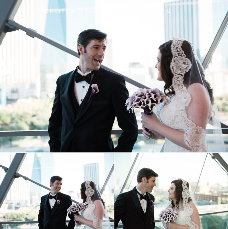 Museum Of Nature And Science Wedding: Evelyn And Mike's Wedding At The Perot Museum Of Nature