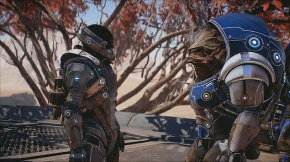Mass Effect Andromeda - Krogans