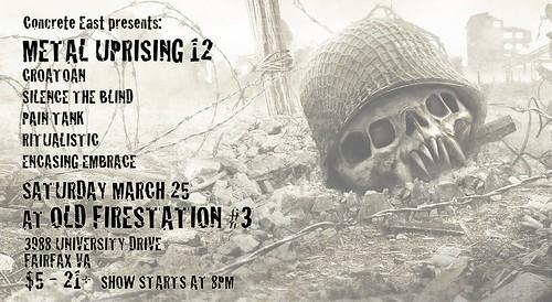 Metal Uprising 12