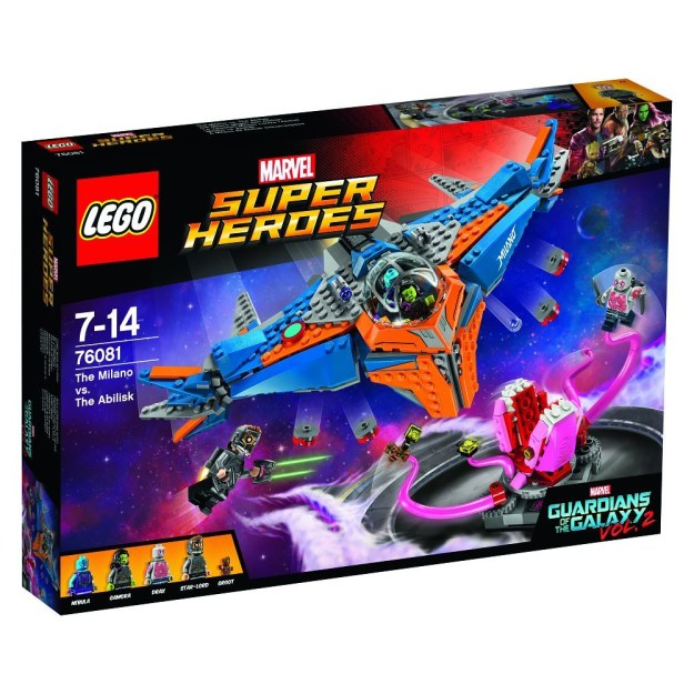 Guardians of the Galaxy Vol. 2 LEGO sets revealed [News]   The ...