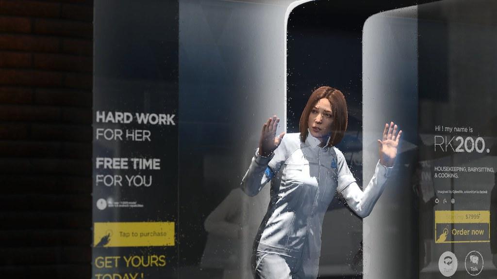 Quantic Dream Announced Detroit: Become Human 3